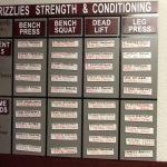 Gym Rats Hard At Work