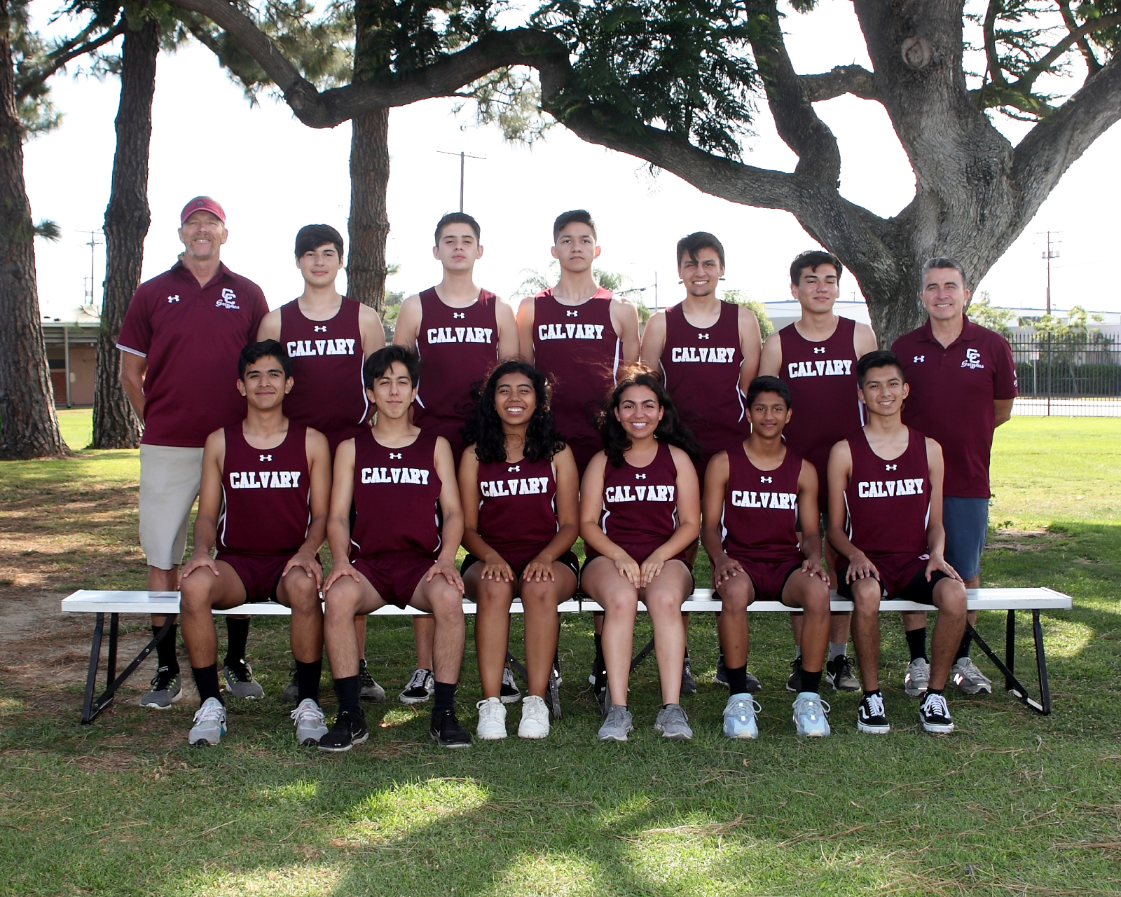 Cross Country All League!