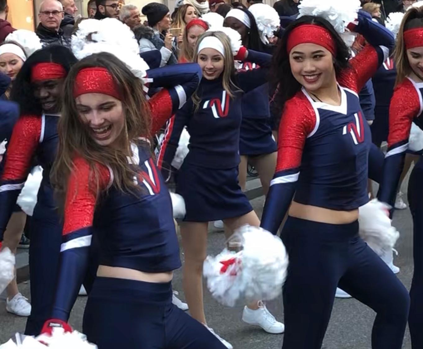All-American Cheerleader!