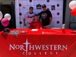 Jonathan Carretta Signs NLT to play Baseball at Northwestern College