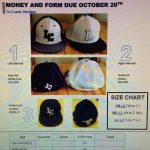Baseball Hat Order Form