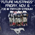 Future Mustangs – Junior High Football
