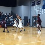 Boys Varsity Basketball Goes 1-1 Over Thanksgiving Week