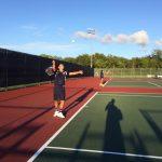 Lamar Tennis vs Calhoun