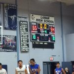 Lamar Boys Basketball Sweeps Bay City