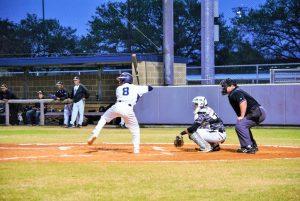 Lamar vs Calhoun District Game #1