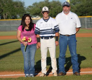 Lamar vs. Angleton – Game 3 (Senior Night)