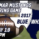 BLUE/WHITE SPRING FOOTBALL GAME