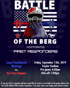 Battle of the 'Berg 2019