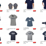 Mustang Gear Store Closes September 12