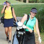 Lindbergh High School Girls Varsity Golf falls to Seckman High School 196-198