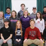 Student-Athletes Commit to College Play