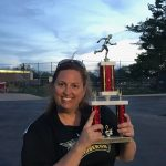 JV Lady Flyers Track & Field takes 2nd place at Kirkwood Invitational