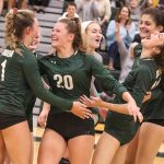 LADY FLYERS VOLLEYBALL ARTICLE