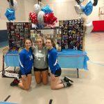 Girls Varsity Volleyball beats Tri-Valley 3 – 0