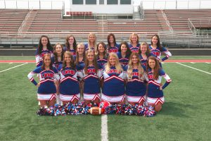 Fall Cheerleading 2018