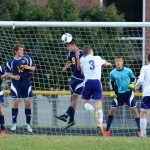 Tallmadge High School Boys Varsity Soccer ties Barberton High School 1-1