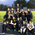 Tallmadge High School Boys Varsity Track finishes 1st place