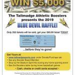 2019 Tallmadge Athletic Boosters Blue Devil Raffle