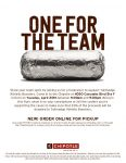 Tallmadge Athletic Boosters Chipotle Fundraiser