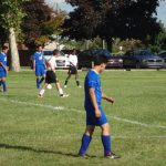 Soccer Team Improving