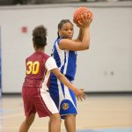 Advanced Technology Academy Girls Middle School Basketball beat Riverside Academy West 34-9