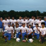 JV Football Team Gets First Program Win