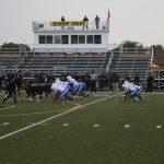 Football Falls to Michigan Collegiate