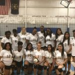 Volleyball Loses to Star Academy