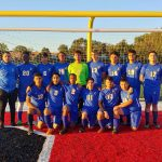Soccer Team Season Ends in Districts