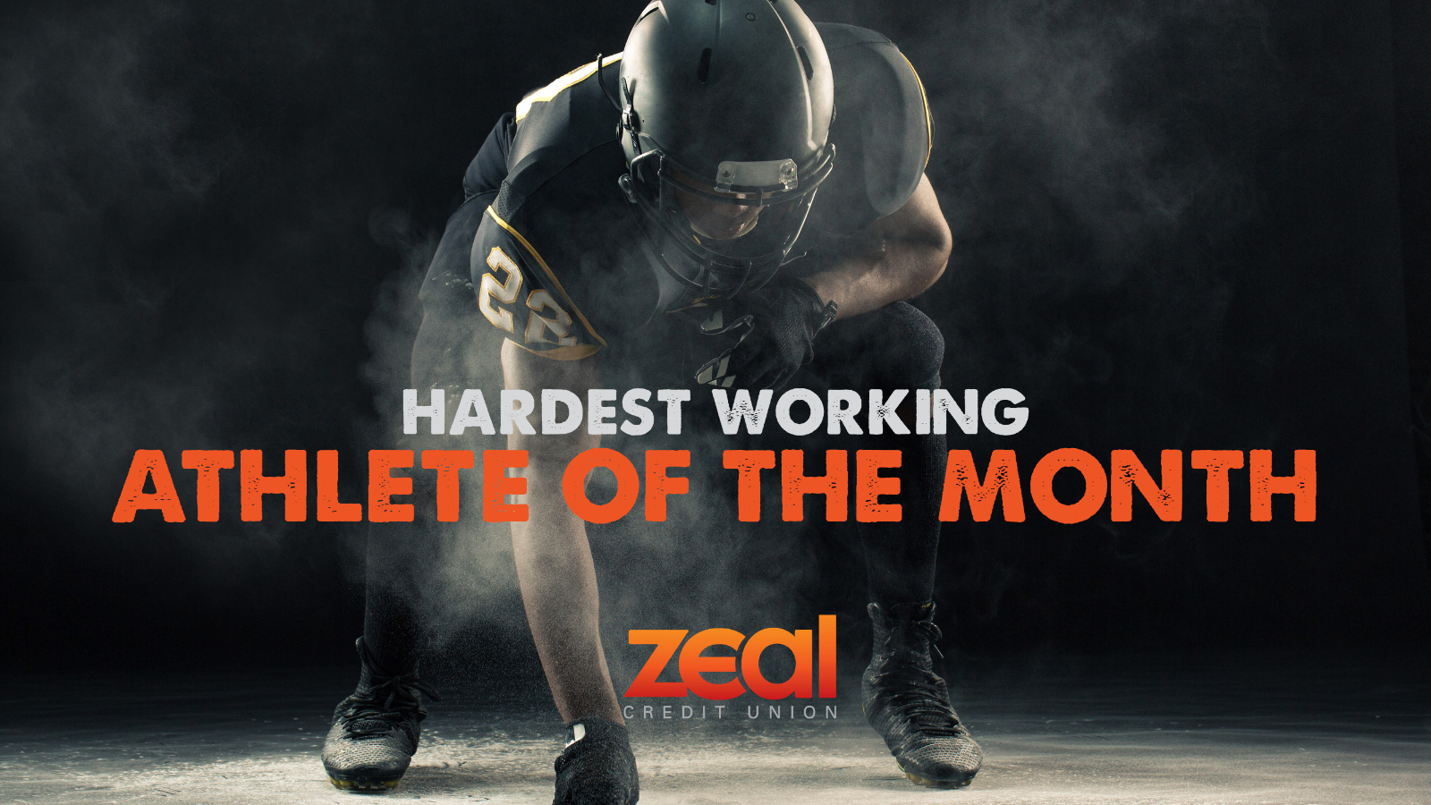 VOTE: Zeal Credit Union September Athlete of the Month
