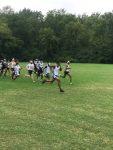 Men's Cross Country Opens Season