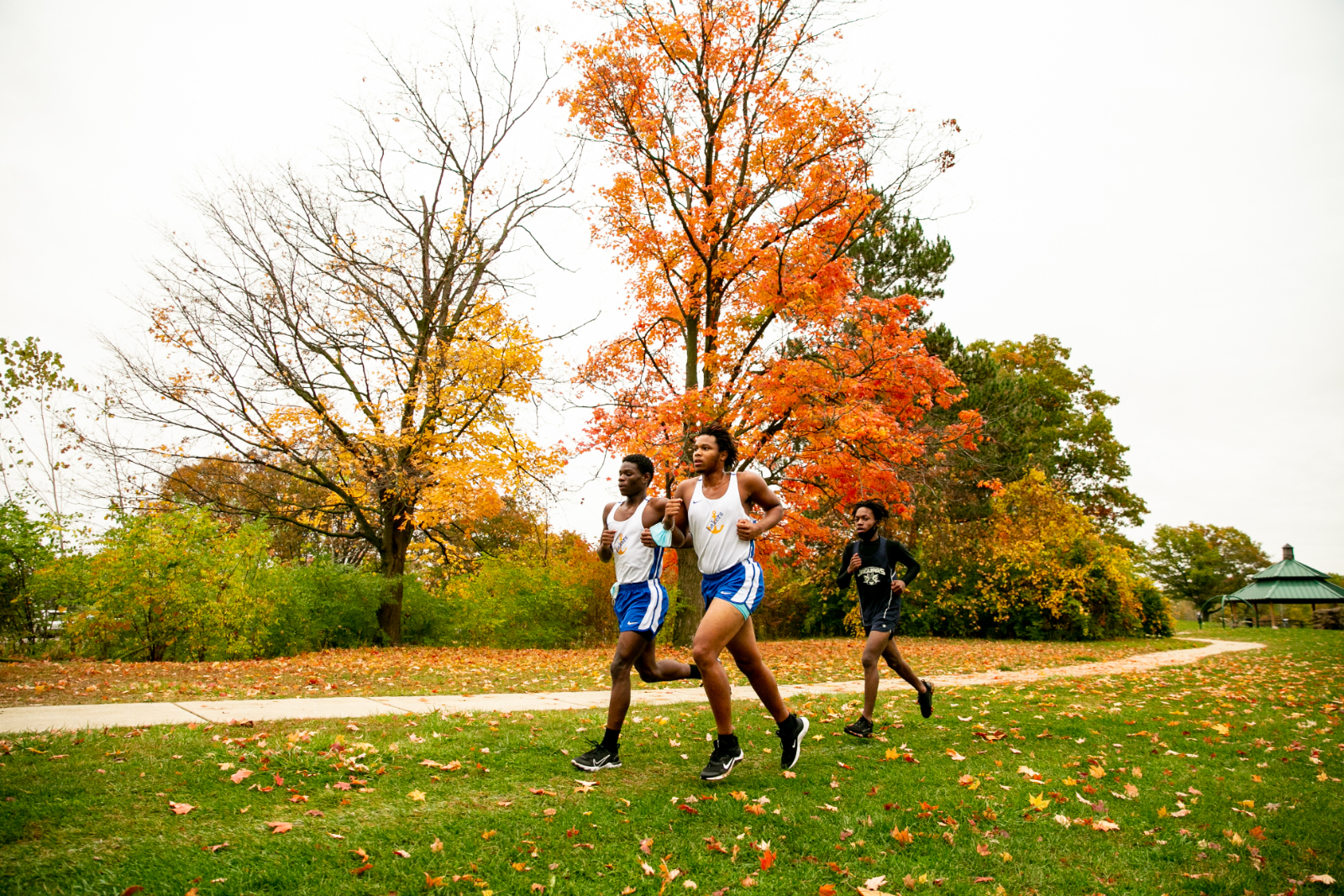 Little and Williams Compete at MHSAA Regional