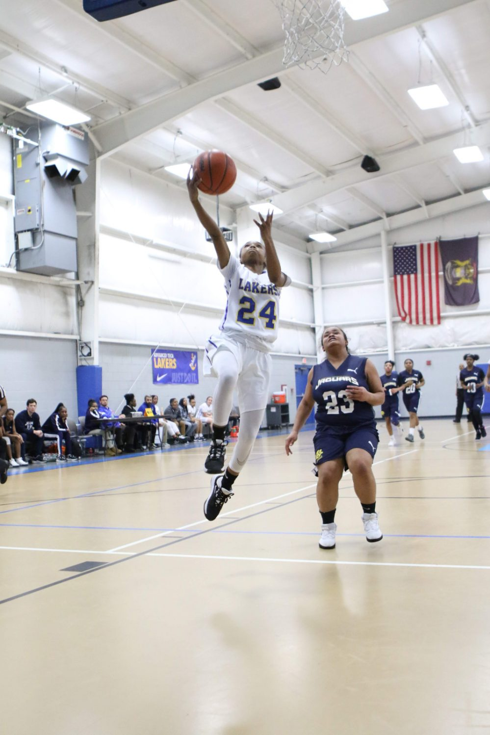 Basketball Try-Outs are on January 16th