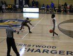 Men's Basketball Teams Battle Crestwood