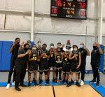 Boys Basketball Wins 4th Straight Title