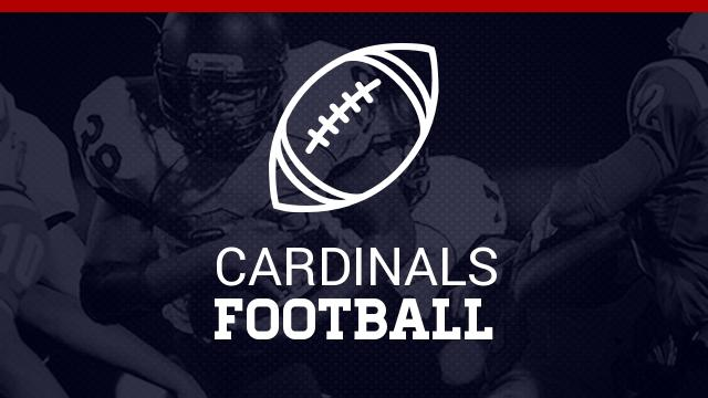 Get Your Cardinal Football Spirit Wear