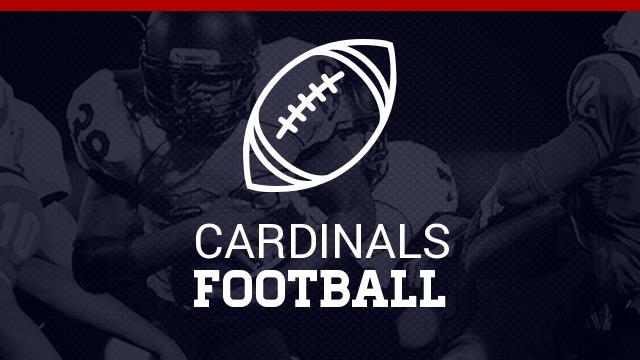 Get Your Cardinal Football Spirit Wear