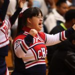 Special cheerleader changing attitudes at E.C. Central