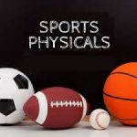Sports Physicals-May 1st