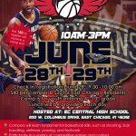 E'Twaun Moore Basketball Camp