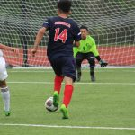 Boys soccer team falls to Clark
