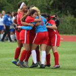 Girls Soccer defeats conference foe Hammond Clark
