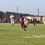 Watervliet High School Football Varsity beats Gobles High School 43-14