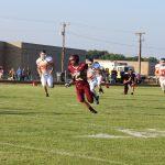 Watervliet High School Football Varsity beats Gobles High School 43-14