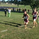 Watervliet High School Cross Country Varsity Boys finishes 1st place at Hartford Teske Memorial