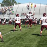 Watervliet High School Football JV beats Mattawan High School 48-0