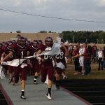 Watervliet High School Football Varsity beats Bangor High School 49-12