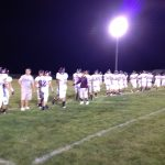 Watervliet High School Football Varsity beats White Pigeon High School 34-7