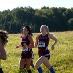 Watervliet High School Cross Country Varsity Girls finishes 3rd place at Fennville Open